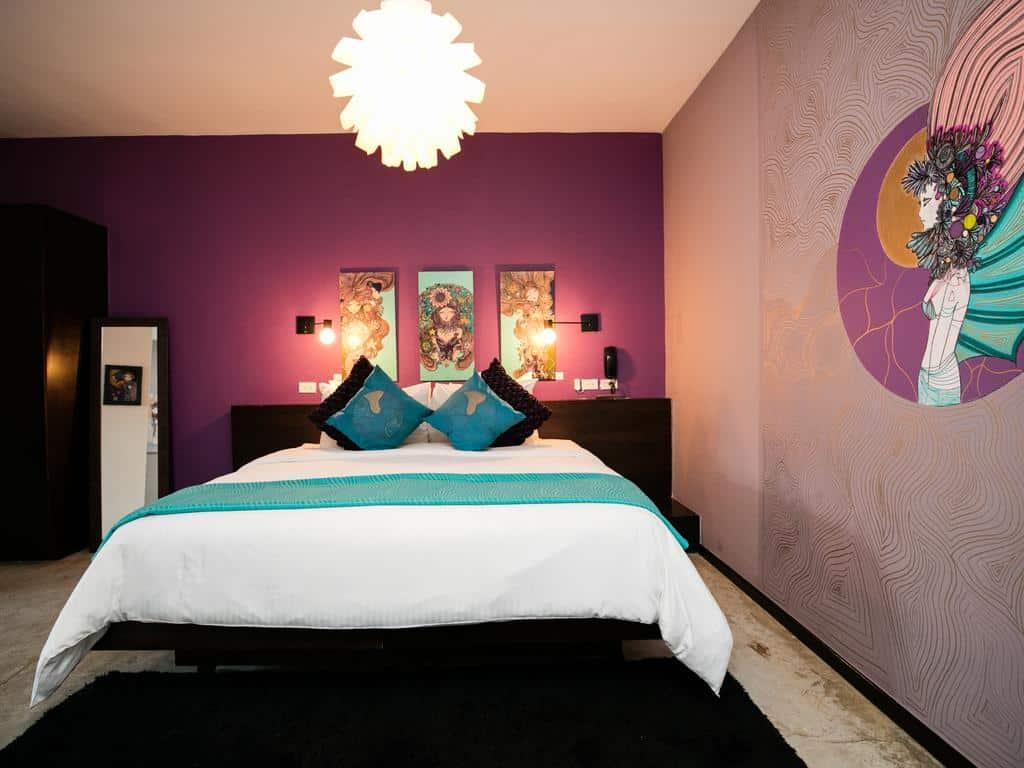 Aruma Room at Tantalo Hotel