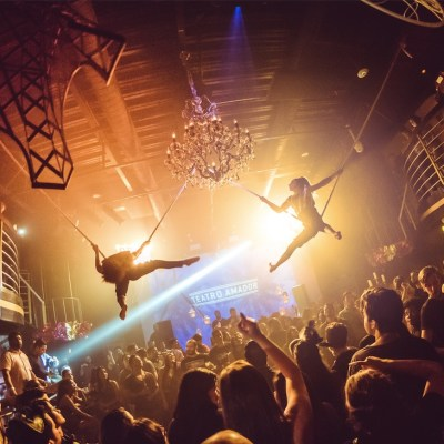 Teatro Amador, from Movie Theater to Nightclub