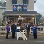 Congratulations! Smoky Barrel BBQ 422 Magnolia Ave. — in Panama City, Florida.