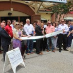 Chamber Ambassadors gather to celebrate the grand opening of the Bay Medical Sacred Heart Beach ER.