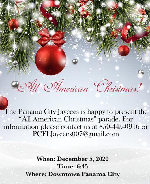 2020 Panama City Jaycees Christmas Parade   Bay County Chamber of
