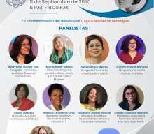 Programa – Primer Congreso Virtual – Encuentro de Abogadas  – Género, Abogacía y Derecho