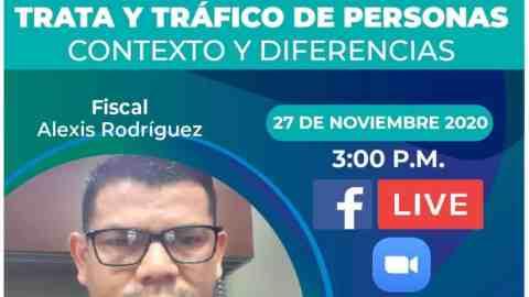 TRATA Y TRÁFICO DE PERSONAS CONTEXTO Y DIFERENCIAS
