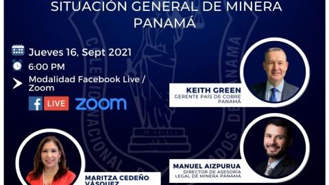 SITUACION GENERAL DE MINERA PANAMA