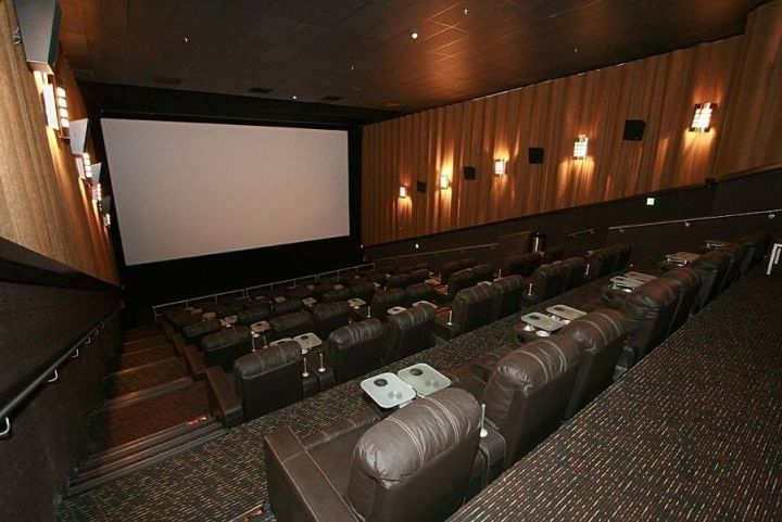 A VIP theater at CinePolis MultiPlaza. Photo Credit: www.CinesPanama.com