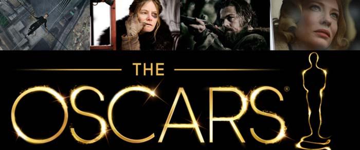 Nominados a Mejor Actor #Oscar 2016