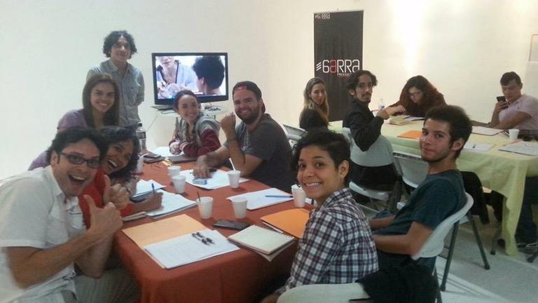 6 cortometrajes, 2 meses, una pasión: Taller Integral DICINE