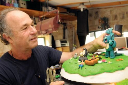 #CineAlternativo con la presentación de Rony Oren, animador y claymator