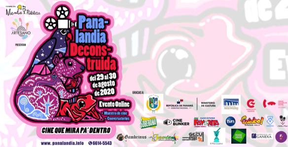 Festival de Cine Pobre trae: Panalandia Deconstruida 29 y 30 agosto