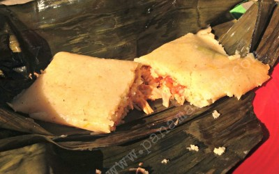 On Panamanian Tamales