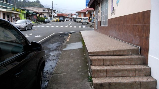 Sidewalk Panama