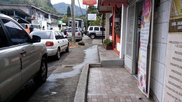Sidewalks Panama