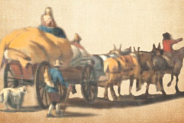 Wagons - Vehicles For Goods - 17 Century