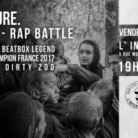 La Mixture. Le battle qui mélange BEATBOX et RAP.