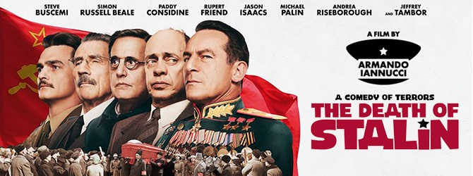 Springtime For Stalin Seldom Has Death Been This Funny Pan