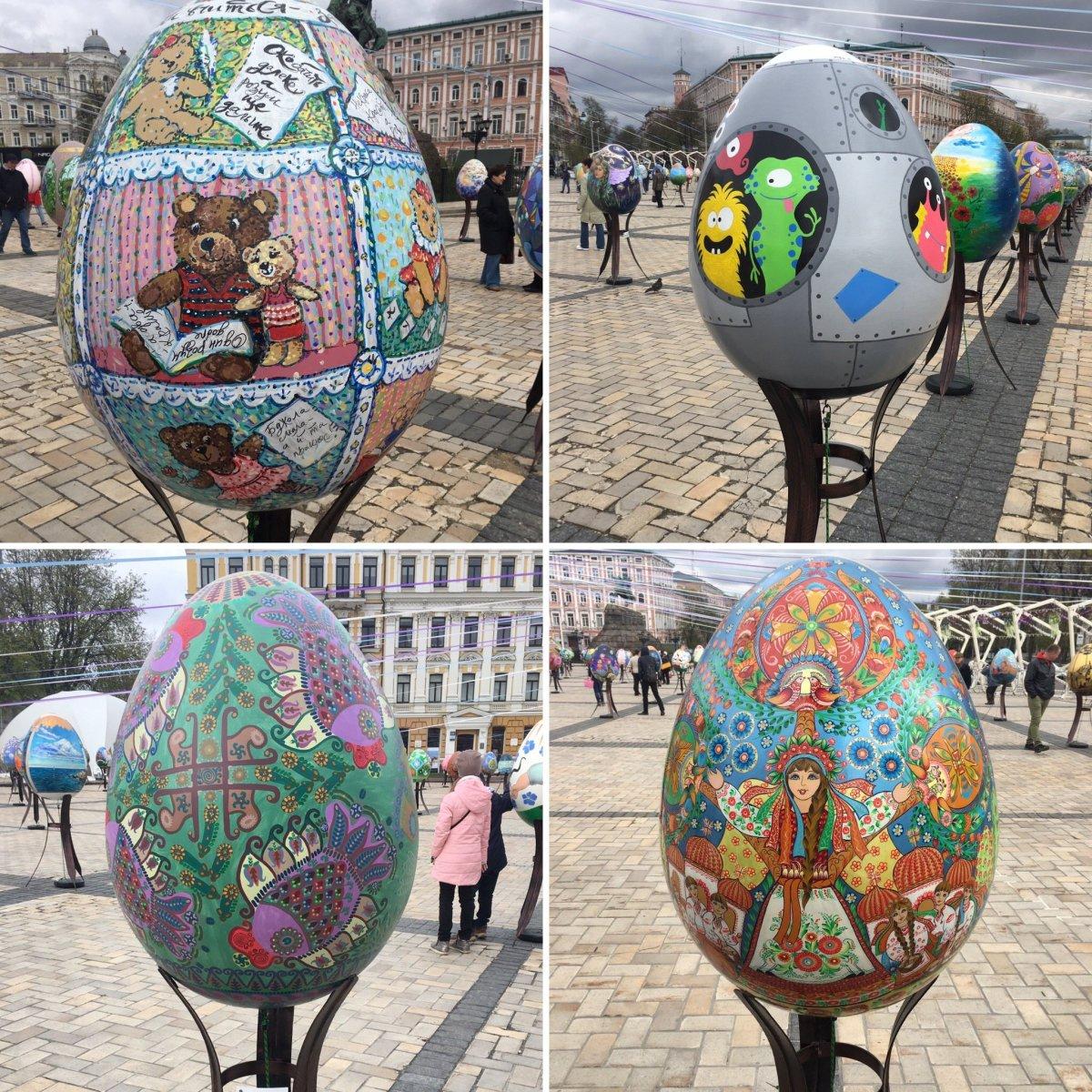 Pasqua a Kiev Ucraina