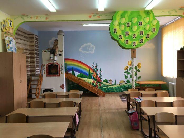 accoglienza bambini Ucraini