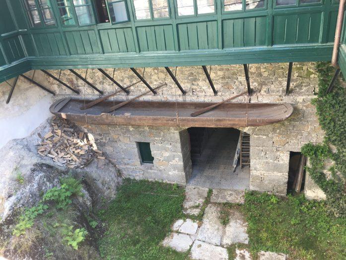 il castello di Sneznik