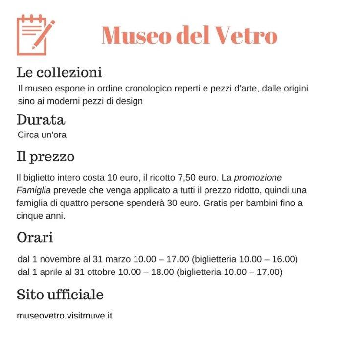 Museo del Vetro Murano