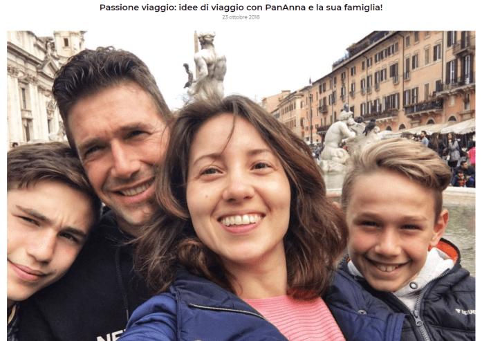 intervista a PanAnna blog di viaggi