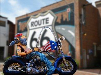 28.biker-route 66