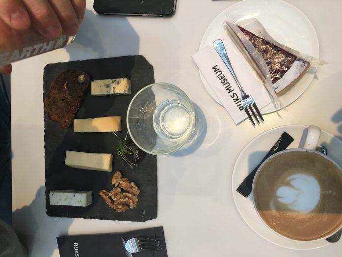 Amsterdam formaggi tipici