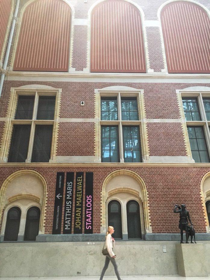 Amsterdam low cost - Rikjsmuseum