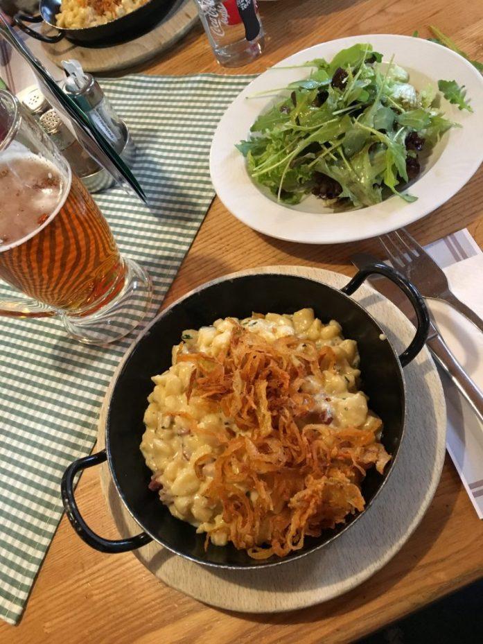 ristorante presso Schonbrunn Vienna