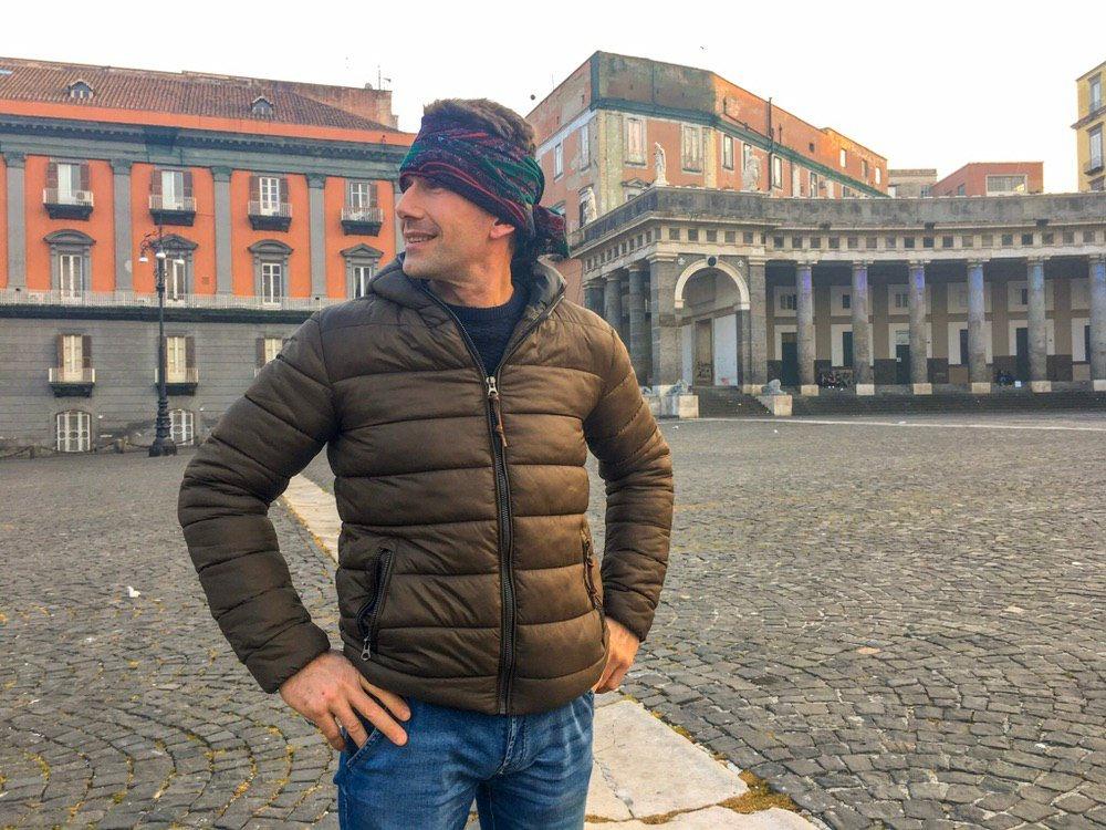 itinerario a piedi alla scoperta del centro di napoli