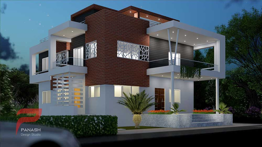 House Elevation Design 46