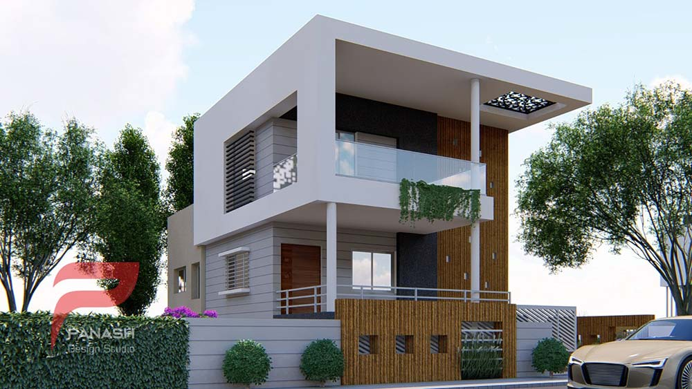 House Elevation Design 74