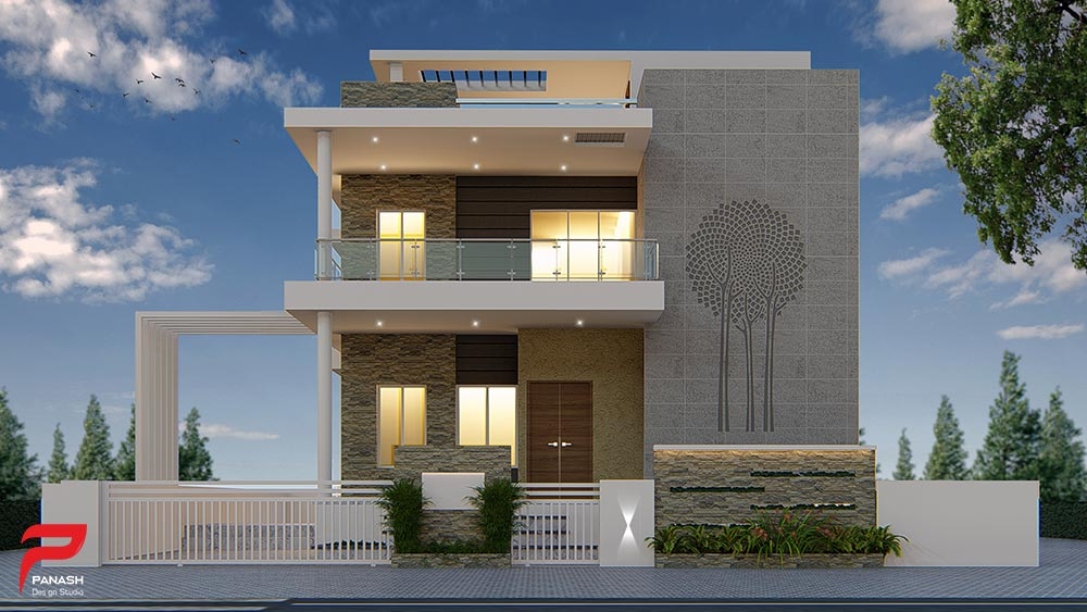 House Elevation Design 94