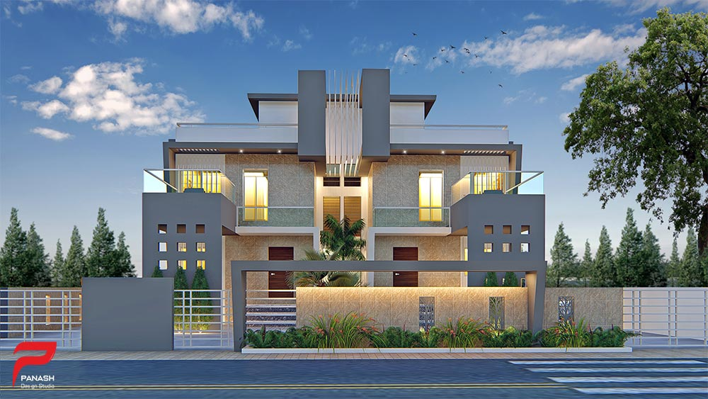 House Elevation Design 99