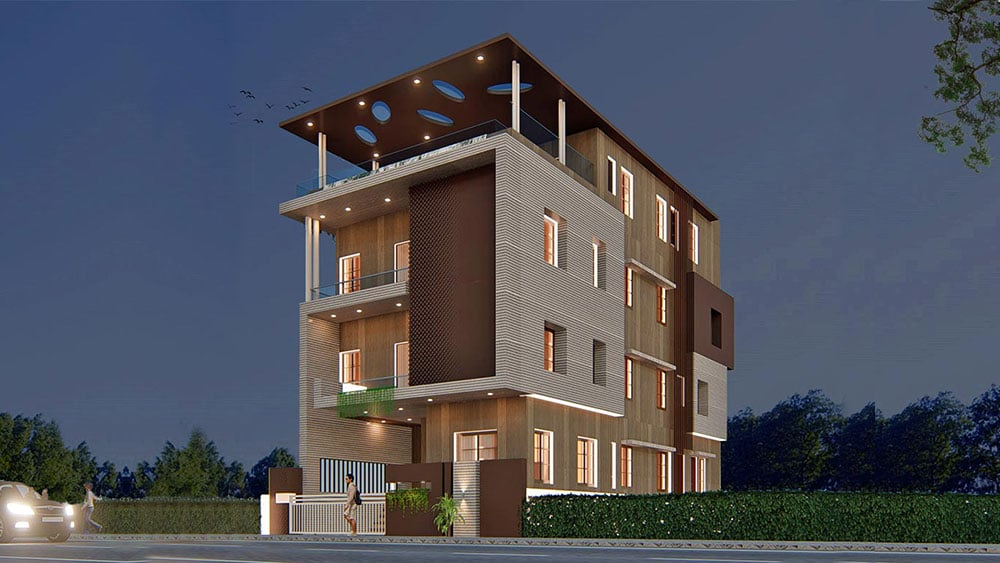 House Elevation Design 90