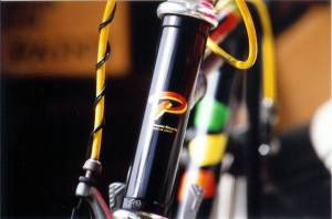 '88 DX-5000 head tube
