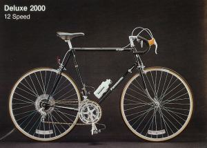 1983 Panasonic Deluxe 2000