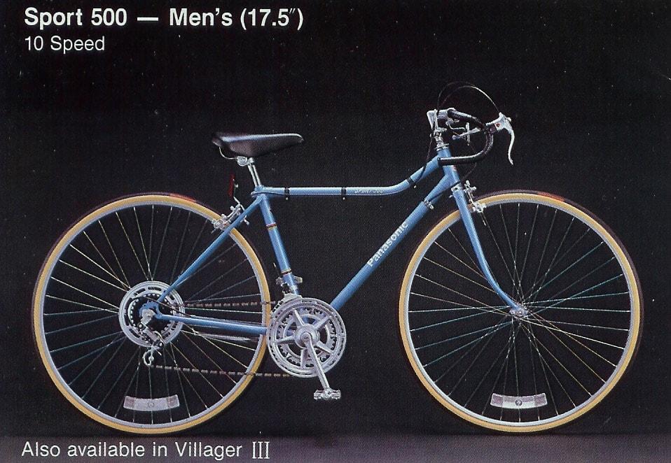 """1983 Sport 500 - Men's (17.5"""")"""