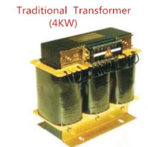 traditional transformer