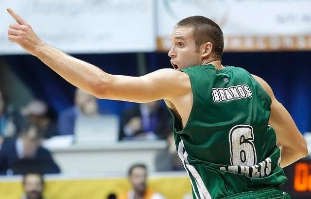 Μπράμος: «Να μπαίνουμε δυνατά απ' την αρχή» | panathinaikos24.gr