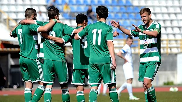 «Σκόρπισαν» την Καλλονή οι Νέοι | panathinaikos24.gr
