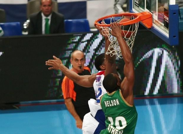 Magic moment από τον Νέλσον (vid)   panathinaikos24.gr