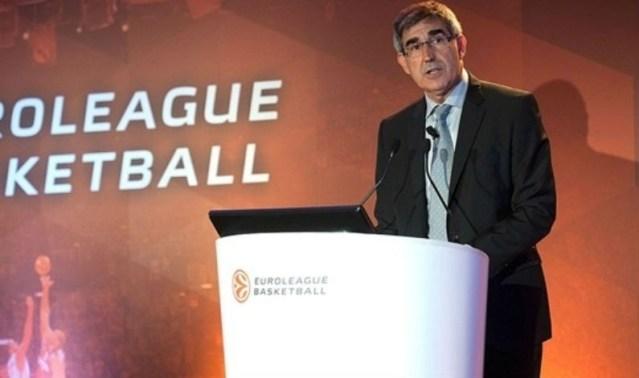 Ανένδοτος ο Μπερτομέου: Συνεχίζεται η κόντρα με τη FIBA | panathinaikos24.gr