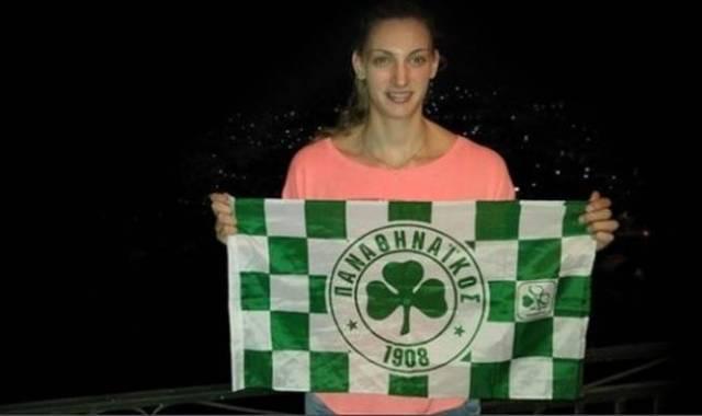 Νομικού: «Χαρούμενη που θα αγωνιστώ στον ΠΑΟ»   panathinaikos24.gr