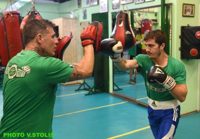 Νέος προπονητής στην Πυγμαχία! | panathinaikos24.gr
