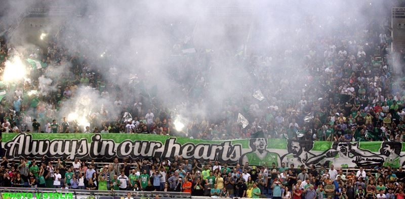 Sold-out με Ολυμπιακό   panathinaikos24.gr