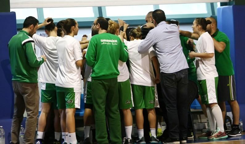 Πατεράκη: «Έχουμε περιθώρια βελτίωσης»   panathinaikos24.gr