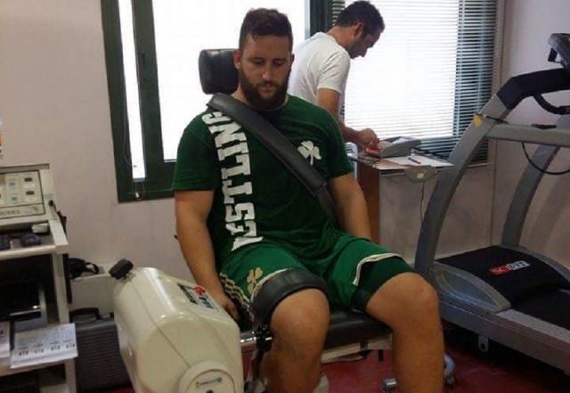 Προκρίθηκε ο Λέων στο προολυμπιακό της Πάλης! | panathinaikos24.gr
