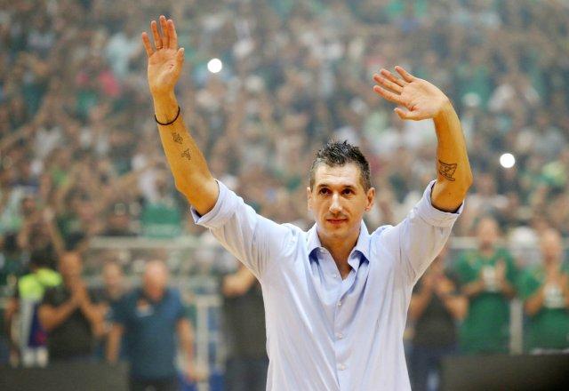 Παναθηναϊκός: Το μήνυμα για τον Δημήτρη Διαμαντίδη (vid) | panathinaikos24.gr