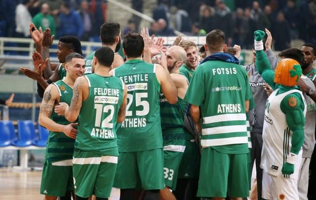 Στο ΟΑΚΑ, ορίζει την τύχη του ο Παναθηναϊκός | panathinaikos24.gr