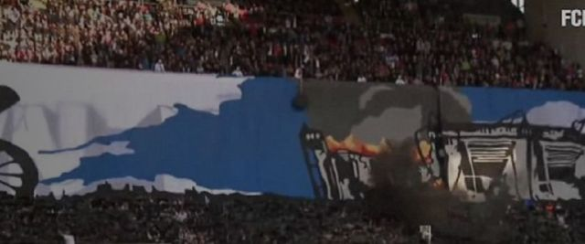Το απίστευτο τραγούδι των οπαδών της Κοπεγχάγης στον τελικό Κυπέλλου (vid)   panathinaikos24.gr